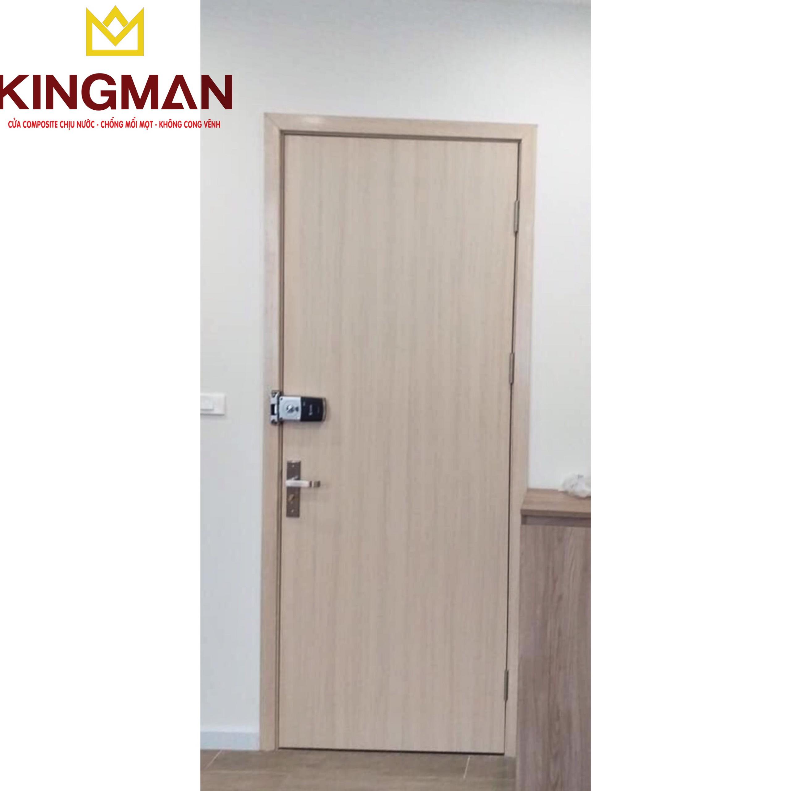 Cửa PVC Phẳng màu KM-14