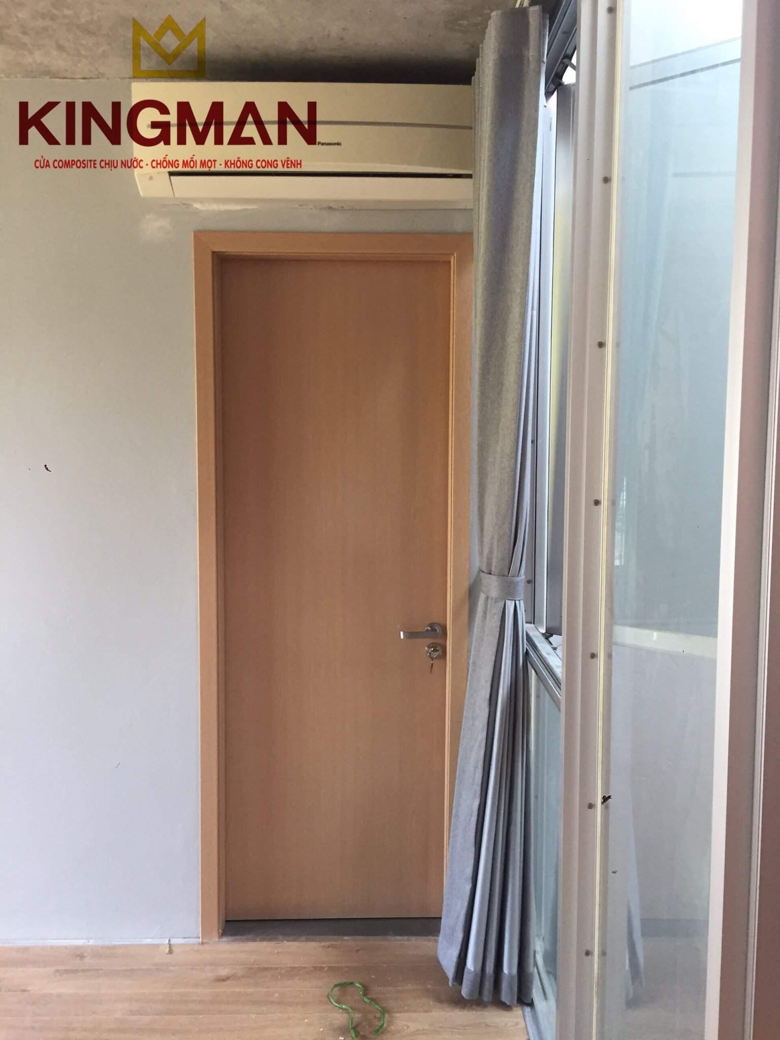 Cửa Kiểu Phẳng màu KM-24