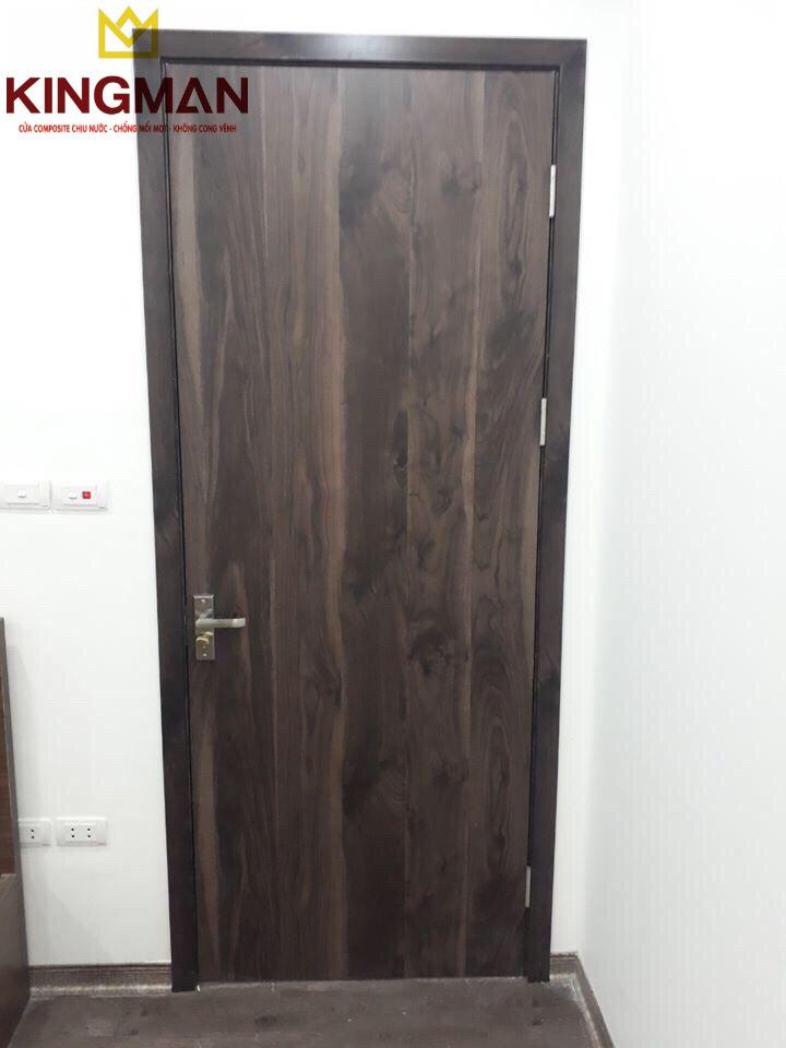 Cửa thông phòng kiểu phẳng KM-30
